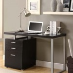Captain Desk  Blk - I7026