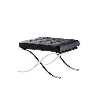 Ottoman Amp Chaise Rental For Home Staging By Luxury