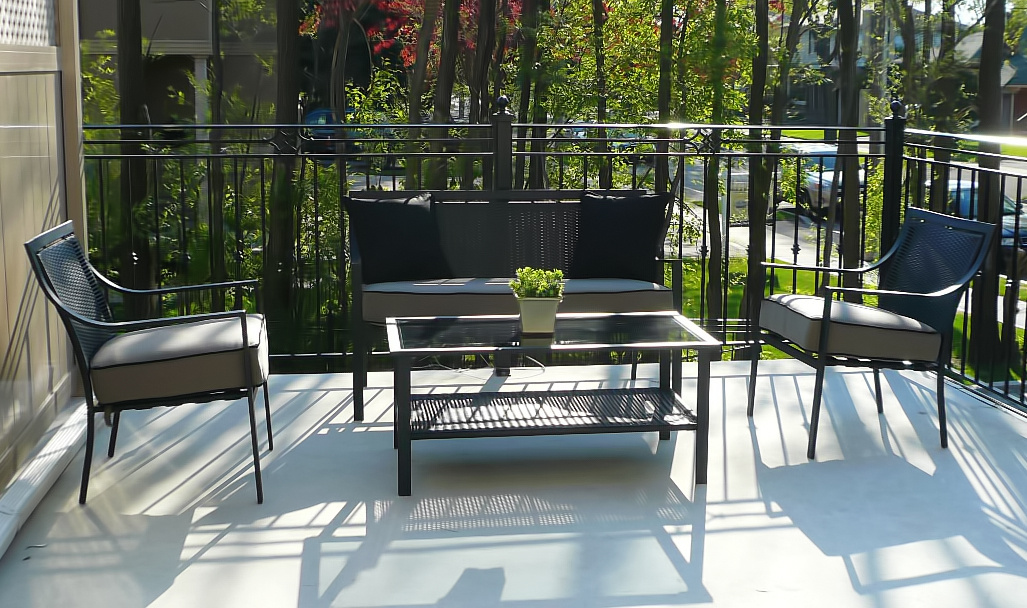 Patio furniture rental toronto rental patio furniture for Outdoor furniture rental