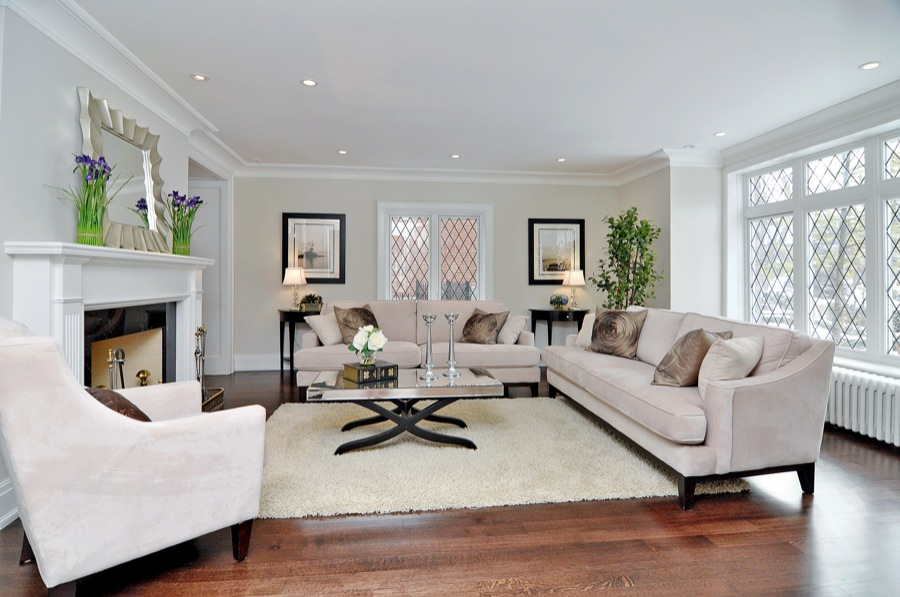 Sofa Set Rental For Home Staging By Luxury Furniture In Toronto
