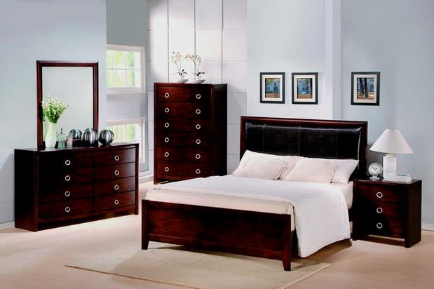 Bedroom Set Rental For Home Staging By Luxury Furniture In