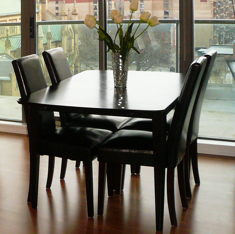 Manhattan Brown Toronto Furniture Rental For Home Staging By Luxury Furniture