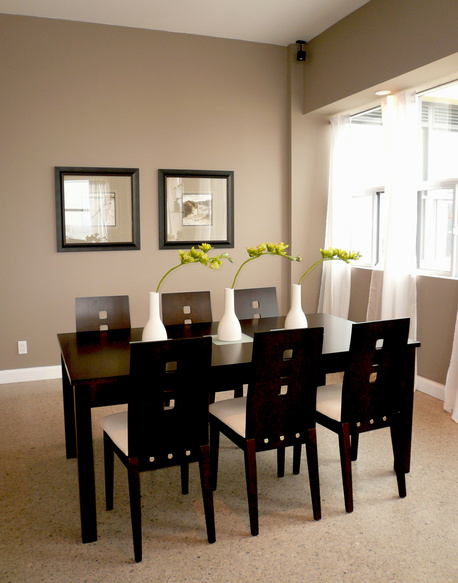 Soho Dining Table Toronto Furniture Rental For Home Staging By Luxury Furniture