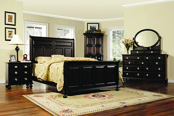 Stratford Bedroom Set Toronto Furniture Rental For Home Staging By Stagers Source