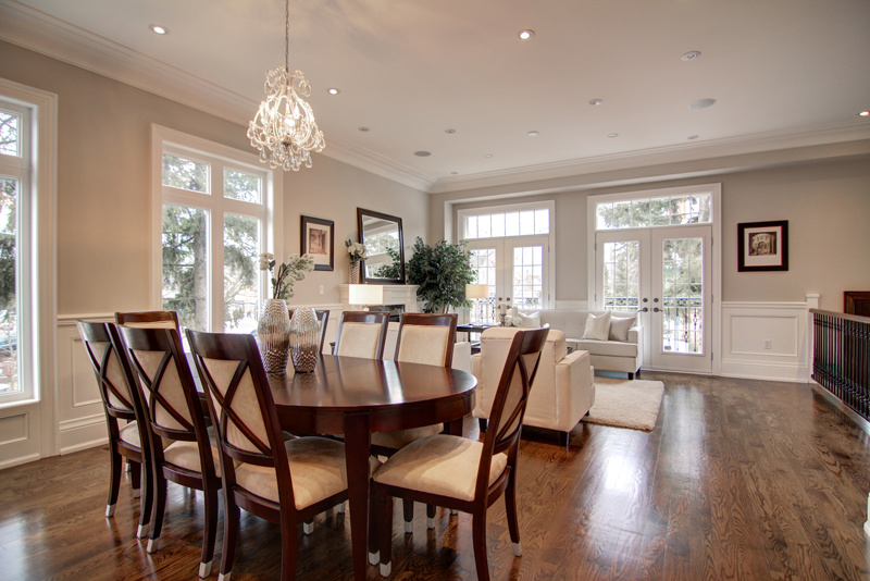 Windsor Oval Table Toronto Furniture Rental For Home Staging By Luxury Furniture