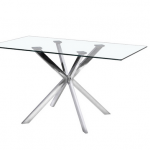 GY-1202RECT, Lincoln Dining Table - 1300 x 800 x 750 mm