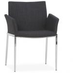 GY-6035, Napa Chair  - Grey - W49 x D43 x H83 cm