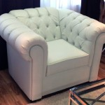 tufted-white-leather-chair