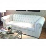tufted-white-leather-sofa
