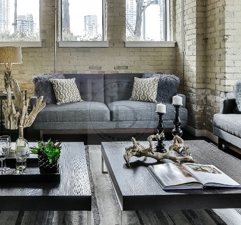 Sofa Set Rental For Home Staging By Luxury Furniture In